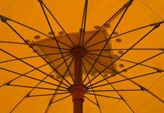 Färg av lampa Arkivbild