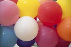 färg för 01 ballong Royaltyfri Fotografi