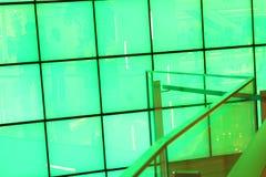 Färg för byggnadsstruktur Arkivfoton