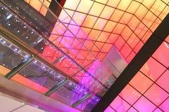Färg för byggnadsstruktur Royaltyfria Foton