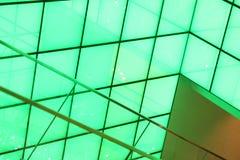 Färg för byggnadsstruktur Arkivbild