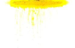 Färg i vatten Arkivfoto