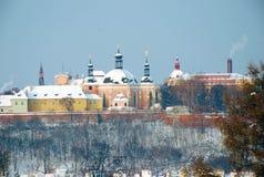 Färg Prague Royaltyfri Bild