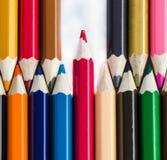 Färg ritar på vit bakgrund - kan använda för bakgrund Arkivfoton