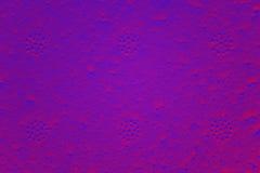 Färg tonad abstrakt bakgrund som göras av polystyrenskum Royaltyfria Bilder