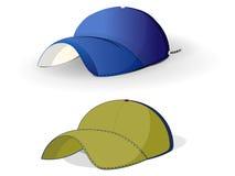 Färga lock vektor illustrationer