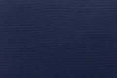 Färga pappers- blått papper, textur för blått papper, bakgrund för blått papper Royaltyfri Bild