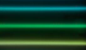 Färga texturerar rör Arkivfoto