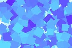 Färgabstrakt begreppfyrkant, bakgrund för konst för rektangelmodell generativ Forma, upprepa, vektorn, stil & diagrammet vektor illustrationer
