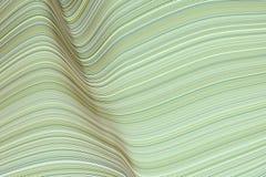 Färgabstrakt begrepplinje, kurva & bakgrund för konst för geometrisk modell för våg generativ Begrepp, diagram, stil & detaljer vektor illustrationer