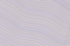 Färgabstrakt begrepplinje, kurva & bakgrund för konst för geometrisk modell för våg generativ Design, yttersida, kanfas & mall vektor illustrationer