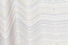 Färgabstrakt begrepplinje, kurva & bakgrund för konst för geometrisk modell för våg generativ Bakgrund, diagram, idérikt & design vektor illustrationer
