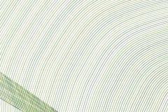Färgabstrakt begrepplinje, kurva & bakgrund för konst för geometrisk modell för våg generativ Illustration, garnering, repetition vektor illustrationer