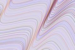 Färgabstrakt begrepplinje, kurva & bakgrund för konst för geometrisk modell för våg generativ Mall digitalt, detaljer & bakgrund royaltyfri illustrationer