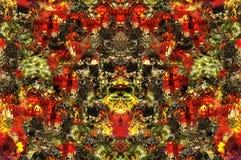 färgad abstrakt bakgrund Arkivfoto