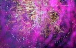 färgad abstrakt bakgrund Arkivbild
