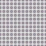 Färgad abstrakt sömlös tracery Royaltyfria Foton