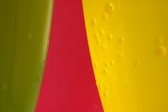 Färgad bakgrund för abstrakt begrepp Arkivbild