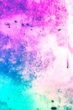 Färgad stilbakgrund för Grunge abstrakt begrepp Arkivbild