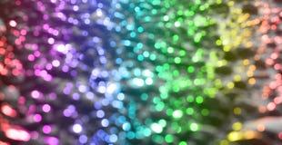 färgade bakgrundscirklar Arkivbild