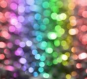 färgade bakgrundscirklar Royaltyfri Foto