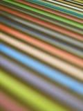 färgade band 1 Royaltyfria Bilder
