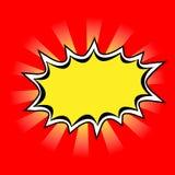 färgade emblem Arkivfoto