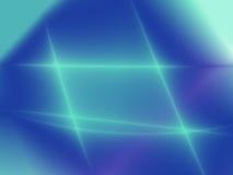 färgade waves Arkivfoton