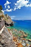 Färgar av Italien Royaltyfri Fotografi