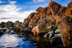 Färgar av naturen Royaltyfria Bilder