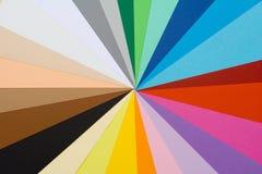 färgat mång- för bakgrund Arkivfoto