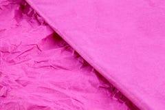 Färgat silkespapperpapper Royaltyfri Foto