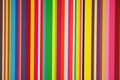 färgband Arkivfoton