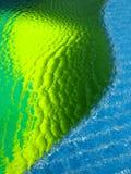 färger över pöltegelplattor Fotografering för Bildbyråer