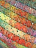 färger Arkivbild
