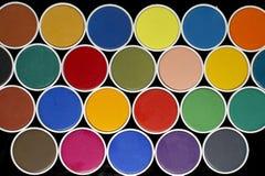 färger Royaltyfria Foton