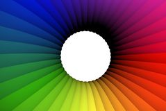 färger Arkivbilder