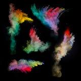 färger arkivfoton