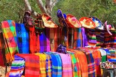 Färger av Mexico Royaltyfri Bild
