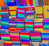 Färger av Mexico Arkivfoto