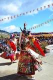 Färger av Torgya, västra Kameng Arkivbilder