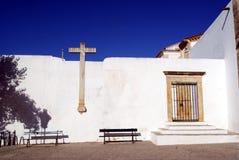 Färger i Faro Portugal Fotografering för Bildbyråer
