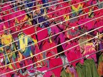 färgfabrikstie Royaltyfria Bilder