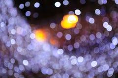 Färgfläckar av ligh Fotografering för Bildbyråer