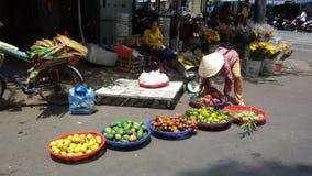 färgformmarknad Fotografering för Bildbyråer