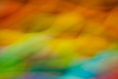 färgglad abstrakt bakgrund Royaltyfria Bilder