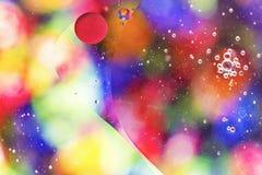 färgglad bakgrund Arkivfoton