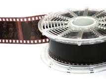 färgglad film Arkivbild
