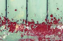 Färgglad målarfärgskalning Arkivbild