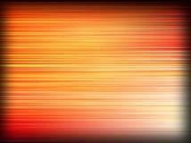 Färgglad orange bakgrund Royaltyfri Bild